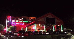 Larry Flynts Hustler Club - <em>Newest Las Vegas Strip Club</em>