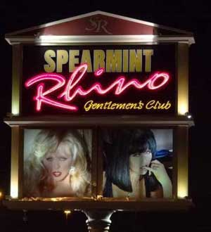 Spearmint Rhino - <em>Award winning Las Vegas Strip Club</em>