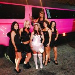 Bachelorette limo VIP Party Package