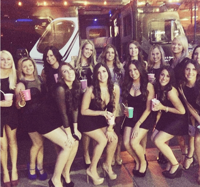 Vegas Bachelorette VIP Package