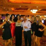las vegas party package