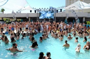 Wet Republic Pool Las Vegas