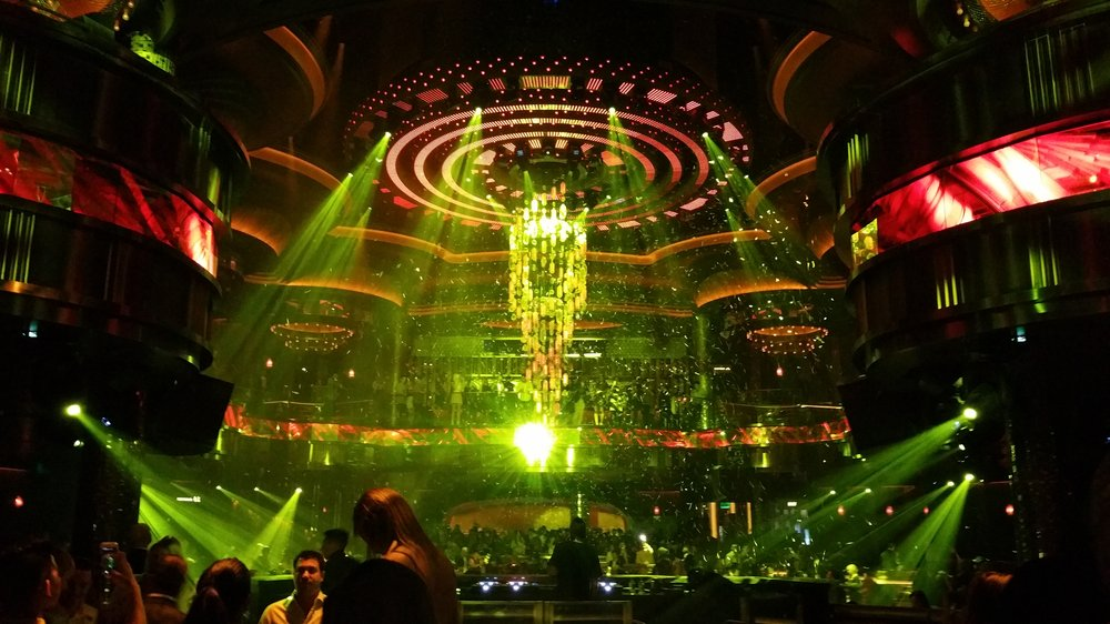 omnia night club Las Vegas