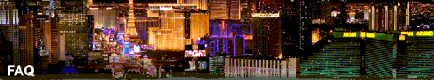 Frequently asked questions about Vegas Party Packages